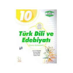 Palme Yayıncılık - Palme Yayınları 10. Sınıf Türk Dili ve Edebiyatı Konu Anlatımlı