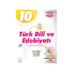 Palme Yayıncılık - Palme Yayınları 10. Sınıf Türk Dili ve Edebiyatı Soru Kitabı