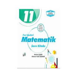 Palme Yayıncılık - Palme Yayınları 11. Sınıf Fen Liseleri Matematik Soru Kitabı