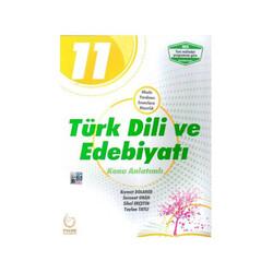 Palme Yayıncılık - Palme Yayınları 11. Sınıf Türk Dili ve Edebiyatı Konu Anlatımlı