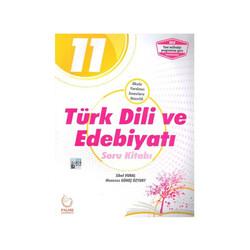 Palme Yayıncılık - Palme Yayınları 11. Sınıf Türk Dili ve Edebiyatı Soru Kitabı