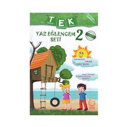 Palme Yayıncılık - Palme Yayınları 2. Sınıf Tek Tatil Eğlencem Seti