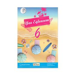 Palme Yayıncılık - Palme Yayınları 6. Sınıf Tek Tatil Eğlencem Seti