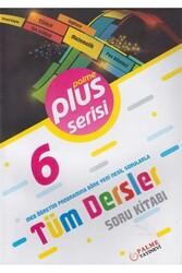 Palme Yayıncılık - Palme Yayınları 6. Sınıf Tüm Dersler Plus Serisi Soru Kitabı