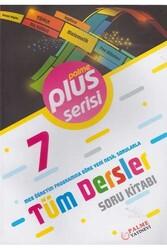Palme Yayıncılık - Palme Yayınları 7. Sınıf Tüm Dersler Plus Serisi Soru Kitabı