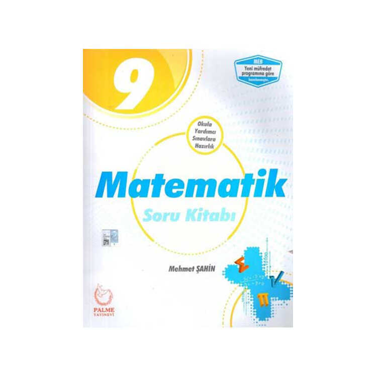 Palme Yayınları 9. Sınıf Matematik Soru Kitabı