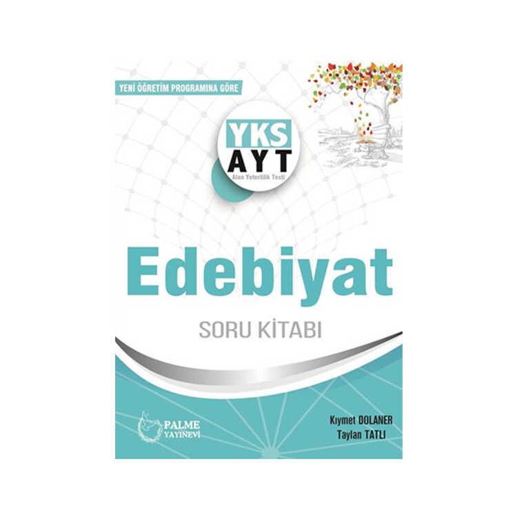 Palme Yayınları AYT Edebiyat Soru Kitabı