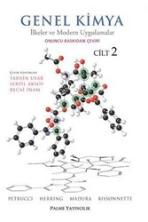 Palme Yayıncılık - Palme Yayınları Genel Kimya Cilt 2 İlkeler ve Modern Uygulamalar