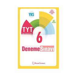 Palme Yayıncılık - Palme Yayınları TYT 6 Deneme Sınavı