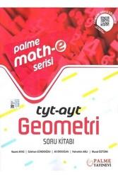 Palme Yayıncılık - Palme Yayınları TYT AYT Geometri Soru Kitabı Palme Mathe Serisi