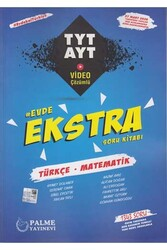 Palme Yayıncılık - Palme Yayınları TYT AYT Türkçe Matematik Evde Ekstra Soru Kitabı