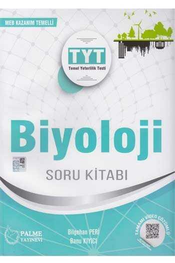 Palme Yayınları TYT Biyoloji Soru Kitabı