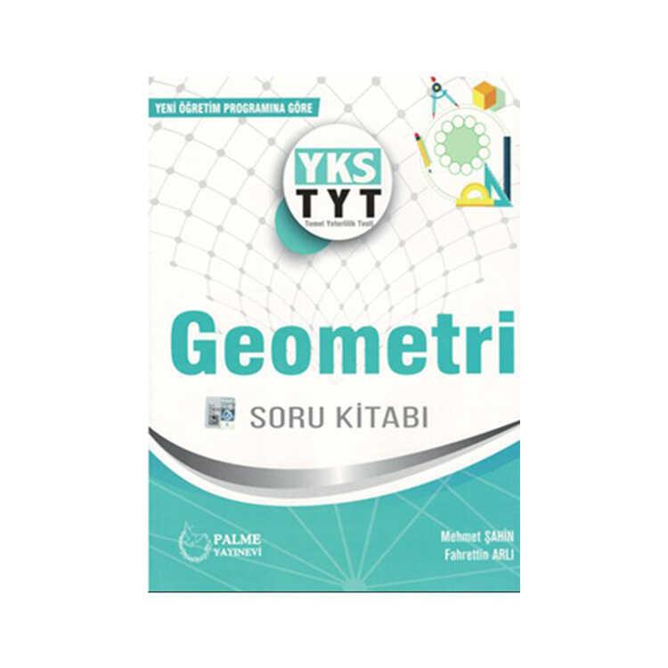 Palme Yayınları TYT Geometri Soru Kitabı
