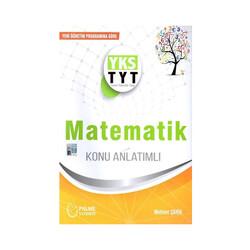 Palme Yayıncılık - Palme Yayınları TYT Matematik Konu Anlatımlı