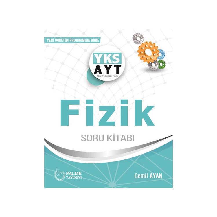 Palme Yayınları YKS AYT Fizik Soru Bankası