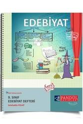 Pandül Yayınları - Pandül Yayınları 9. Sınıf Edebiyat Defteri