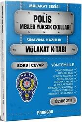 Paragon Yayıncılık - Paragon Yayıncılık PMYO Polis Meslek Yüksek Okulu Çıkmış Sorularla Mülakat Kitabı
