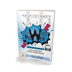 Pelikan Yayıncılık - Pelikan Yayıncılık Crossword Power 50 Günde 500 Akademik Kelime