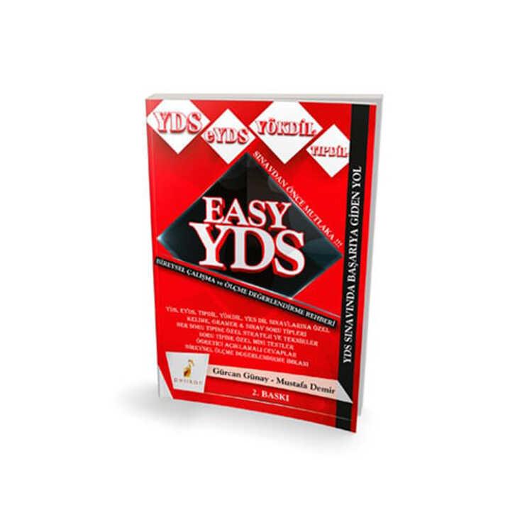 Pelikan Yayıncılık Easy YDS Bireysel Çalışma ve Ölçme Değerlendirme Rehberi