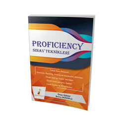 Pelikan Yayıncılık - Pelikan Yayıncılık Proficiency Sınav Teknikleri