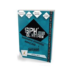 Pelikan Yayıncılık - Pelikan Yayıncılık SPK´nın El Kitabı Sermaye Piyasası Araçları - 1