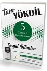 Pelikan Yayıncılık - Pelikan Yayıncılık Tam YÖKDİL Sosyal Bilimler 5 Çözümlü Deneme