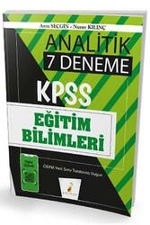 Pelikan Yayıncılık - Pelikan Yayınları 2020 KPSS Eğitim Bilimleri Analitik Dijital Çözümlü 7 Deneme Sınavı
