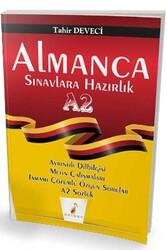 Pelikan Yayıncılık - Pelikan Yayınları Almanca Sınavlara Hazırlık A2