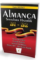 Pelikan Yayıncılık - Pelikan Yayınları Almanca Sınavlara Hazırlık B1 – B2