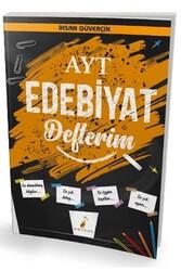 Pelikan Yayıncılık - Pelikan Yayınları AYT Edebiyat Defterim