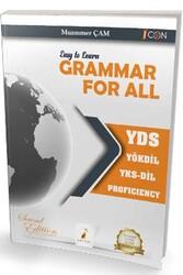 Pelikan Yayıncılık - Pelikan Yayınları Easy to Learn Grammar For All YDS YÖKDİL YKSDİL PROFICIENCY
