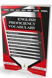 Pelikan Yayıncılık - Pelikan Yayınları English Proficiency Vocabulary