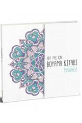 Pelikan Yayıncılık - Pelikan Yayınları Her Yaş için Çek Kopart Boyama Kitabı