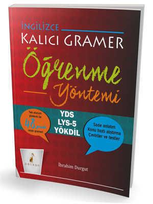 Pelikan Yayınları İngilizce Kalıcı Gramer Öğrenme Yöntemi
