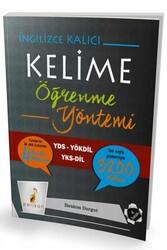 Pelikan Yayıncılık - Pelikan Yayınları İngilizce Kalıcı Kelime Öğrenme Yöntemi