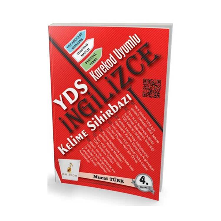 Pelikan Yayınları İngilizce YDS Kelime Sihirbazı