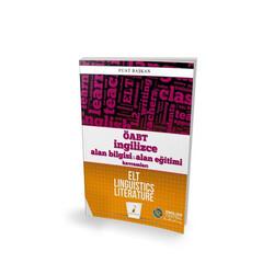 Pelikan Yayıncılık - Pelikan Yayınları ÖABT İngilizce Alan Bilgisi ve Alan Eğitim Kavramları