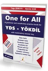 Pelikan Yayıncılık - Pelikan Yayınları One For All YDS YÖKDİL