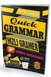 Pelikan Yayıncılık - Pelikan Yayınları Quick Grammar Video Anlatımlı Ders Anlatan Kitap