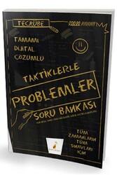 Pelikan Yayıncılık - Pelikan Yayınları Tecrübe Taktiklerle Problemler Tamamı Dijital Çözümlü Soru Bankası