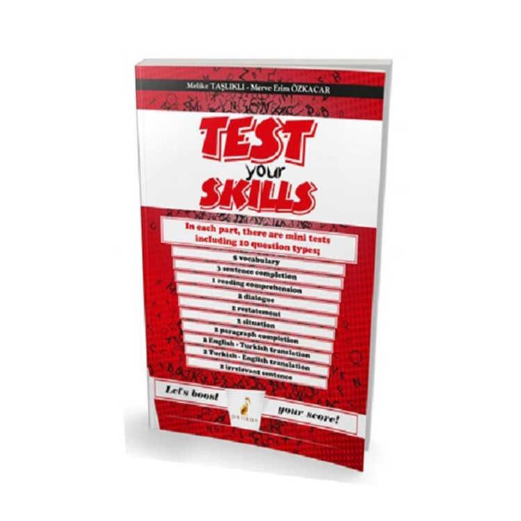 Pelikan Yayınları Test Your Skills