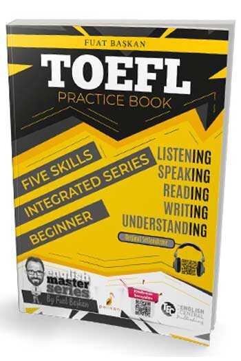 Pelikan Yayınları TOEFL Practice Book - Beginner