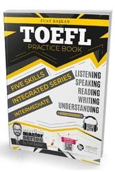 Pelikan Yayıncılık - Pelikan Yayınları TOEFL Practice Book - Intermediate