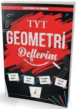 Pelikan Yayınları TYT Geometri Defterim