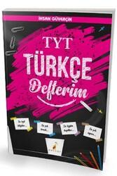 Pelikan Yayıncılık - Pelikan Yayınları TYT Türkçe Defterim