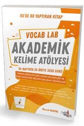 Pelikan Yayıncılık - Pelikan Yayınları Vocab Lab Akademik Kelime Atölyesi