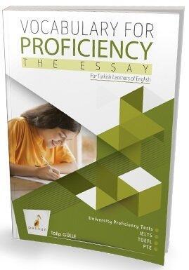 Pelikan Yayınları Vocabulary for Proficiency the Essay