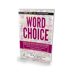 Pelikan Yayıncılık - Pelikan Yayınları Word Choice TOEFL IELTS YDS Proficiency Exams
