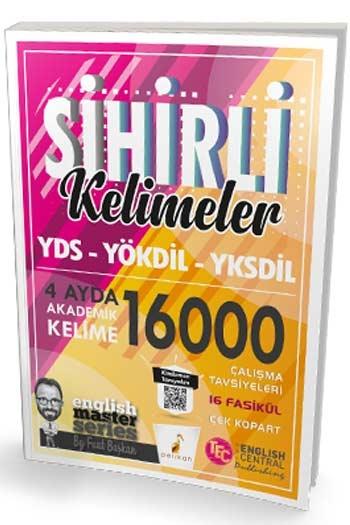 Pelikan Yayınları YDS YÖKDİL YKSDİL Sihirli Kelimeler