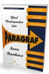 Pelikan Yayıncılık - Pelikan Yayınları Yeni Başlayanlar İçin Paragraf Soru Bankası